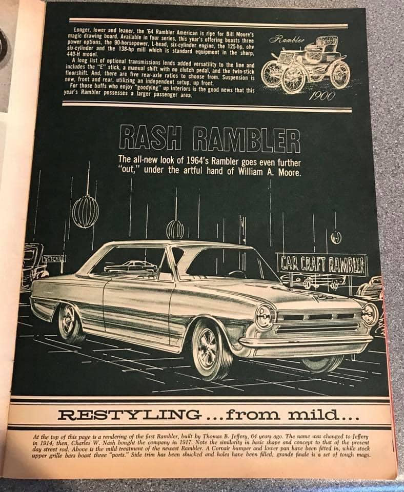 Car Craft magazine late fifties early sixties - restyling from mild to wild 13674210