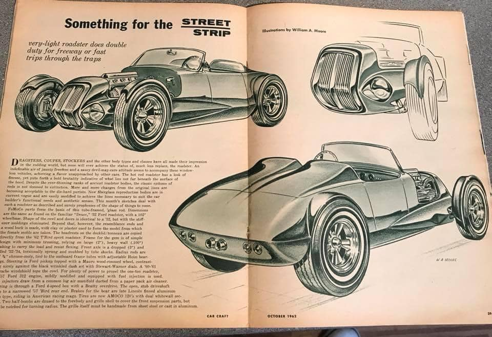 Car Craft magazine late fifties early sixties - restyling from mild to wild 13732310