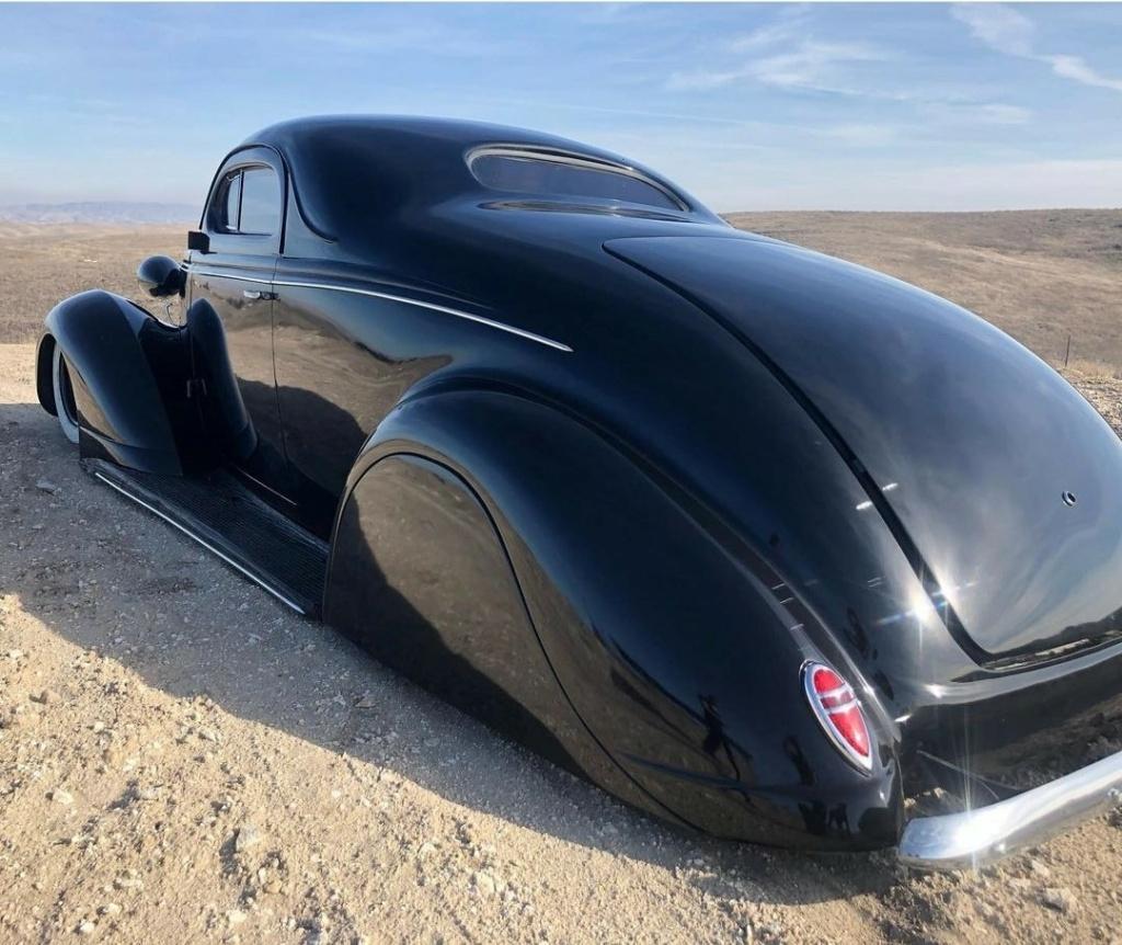 1937 Nash Lafayette - Scott Menges 13841510