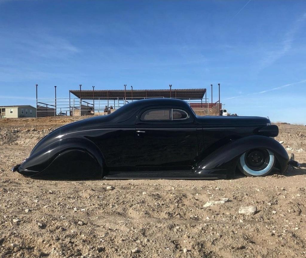 1937 Nash Lafayette - Scott Menges 13873510