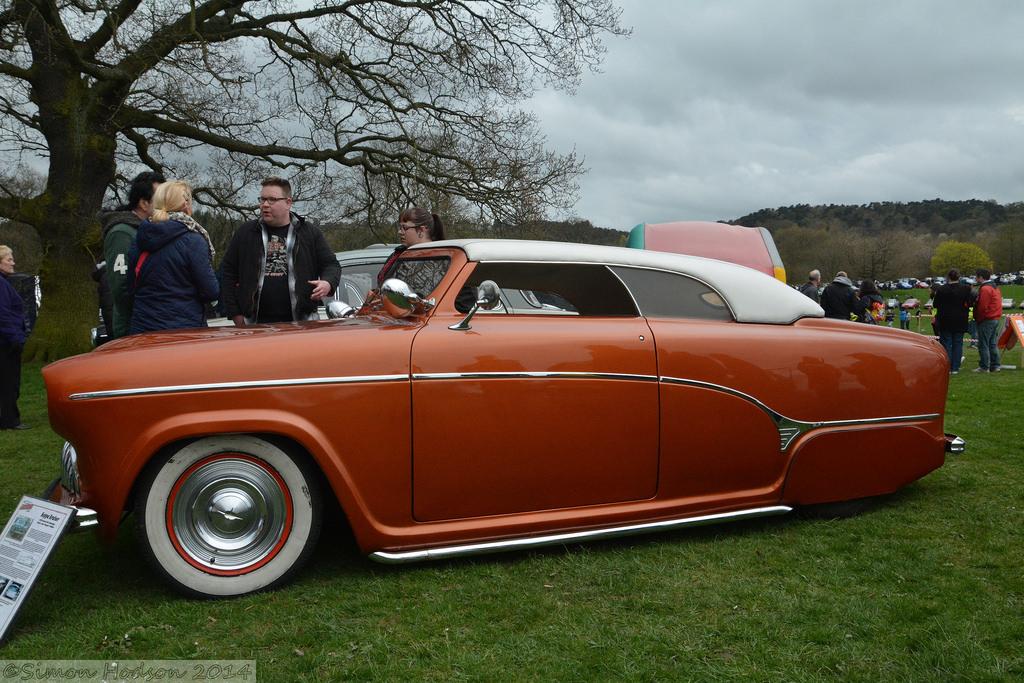 1956 Austin A50 - Koppa Kruiser - John Phillips 13889610