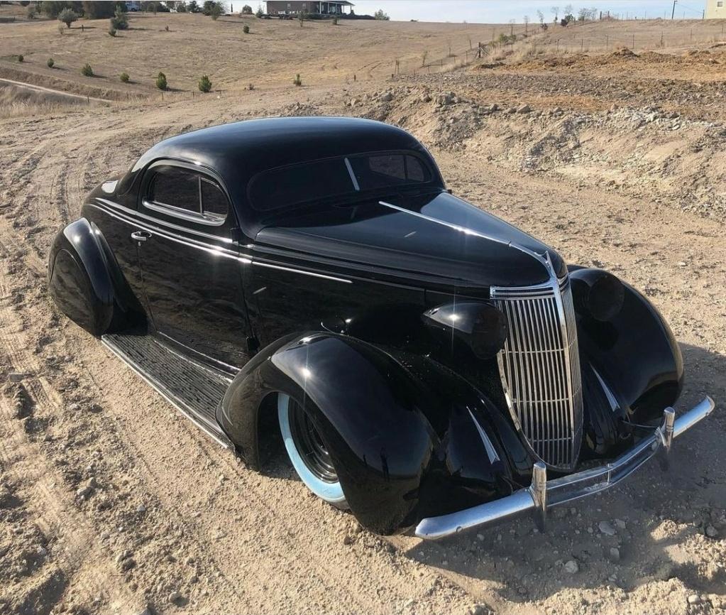 1937 Nash Lafayette - Scott Menges 13908410