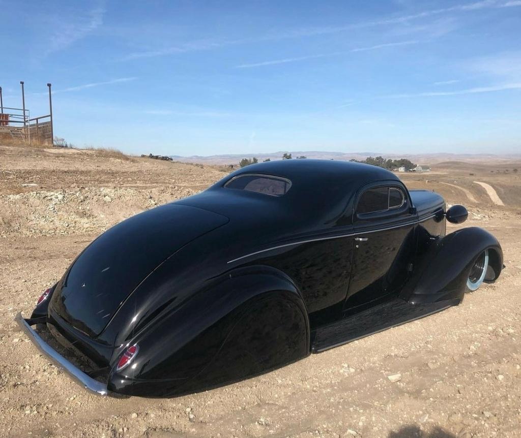 1937 Nash Lafayette - Scott Menges 13910310