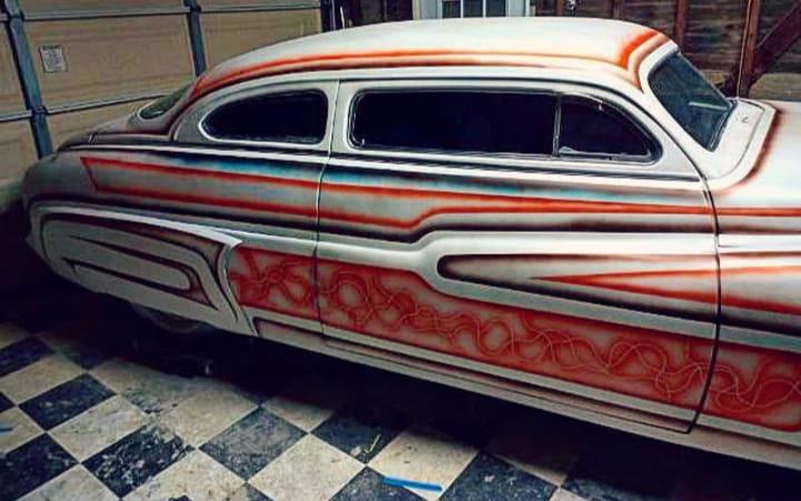 Mercury 1949 - 51  custom & mild custom galerie - Page 34 13944610