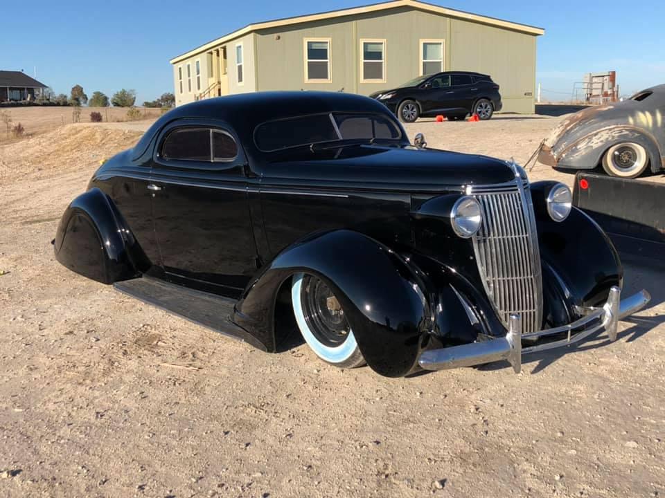 1937 Nash Lafayette - Scott Menges 13975110