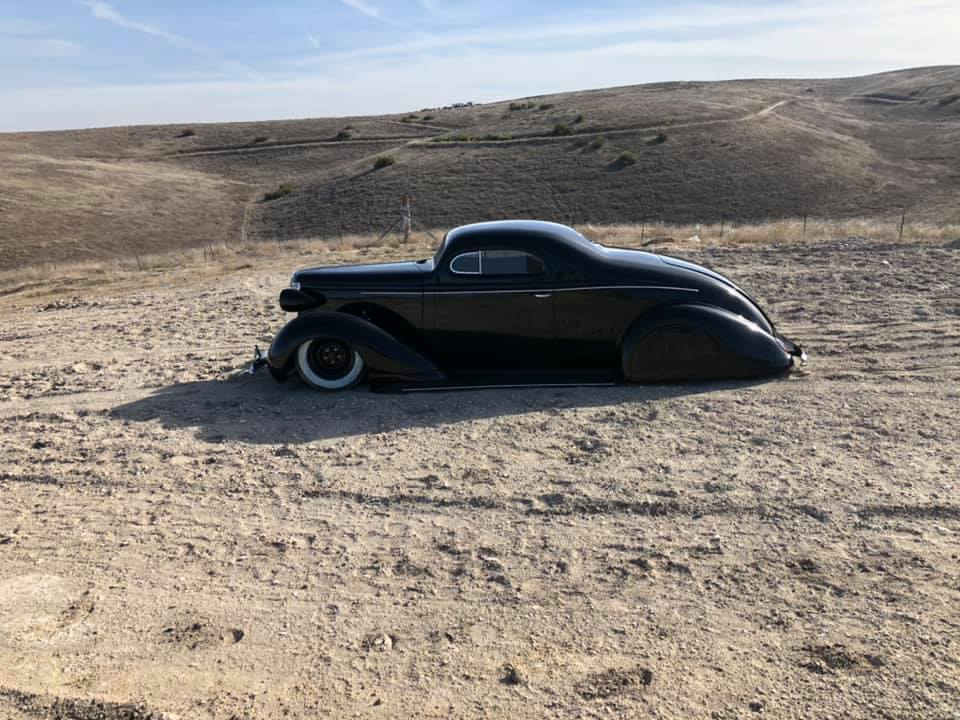 1937 Nash Lafayette - Scott Menges 13976910