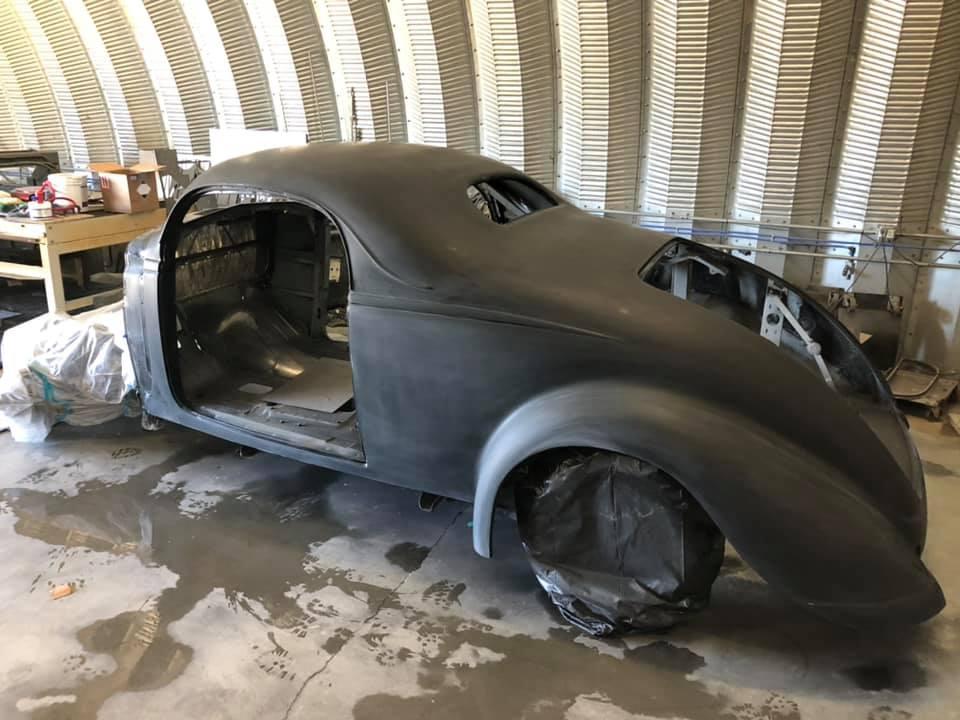1937 Nash Lafayette - Scott Menges 13977010