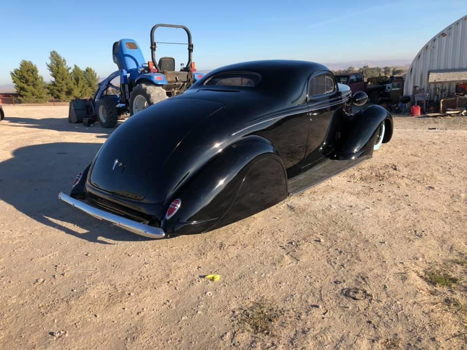 1937 Nash Lafayette - Scott Menges 13979710