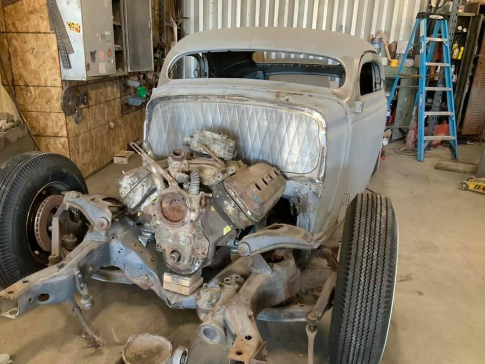 1937 Nash Lafayette - Scott Menges 13980710