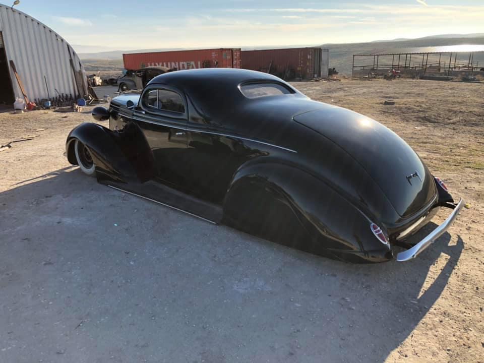 1937 Nash Lafayette - Scott Menges 13986610