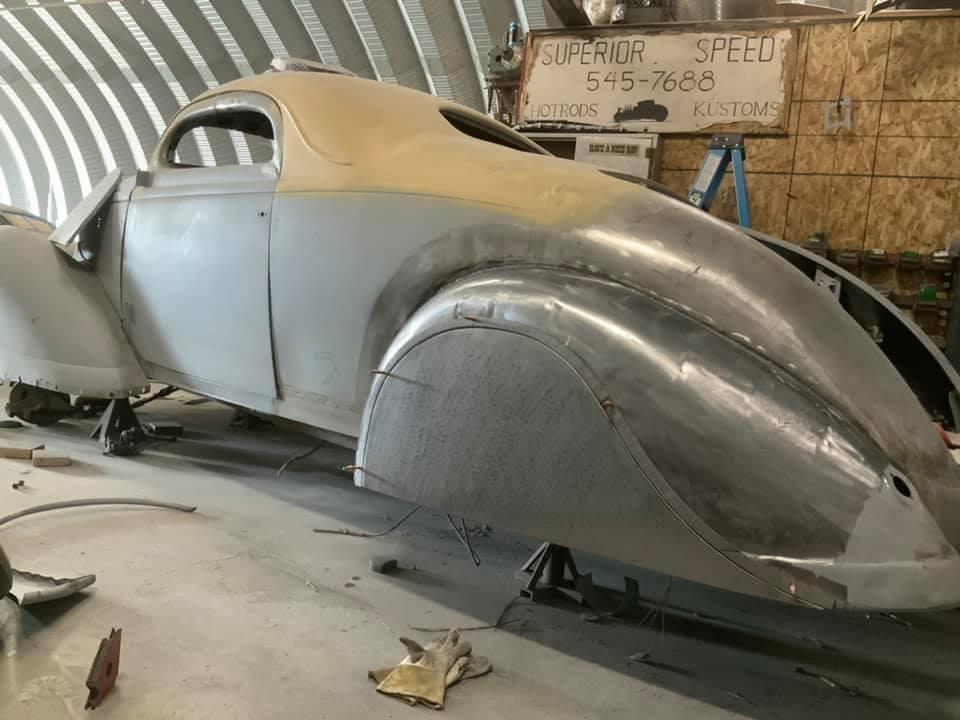 1937 Nash Lafayette - Scott Menges 13987110