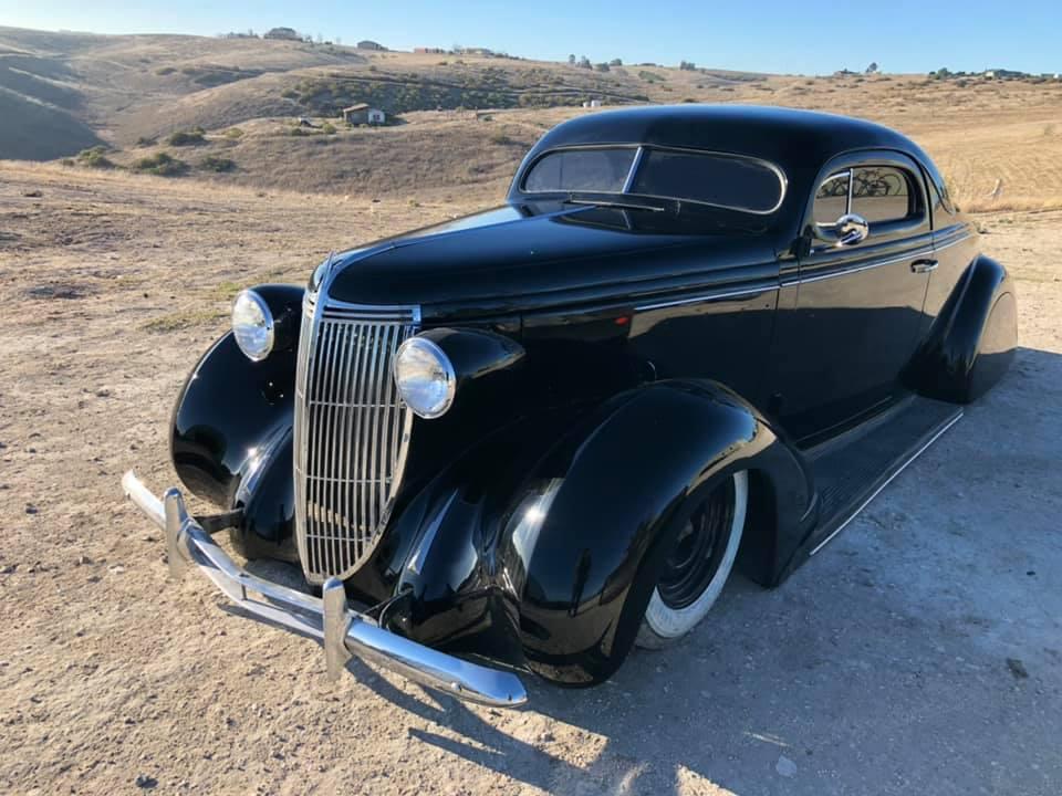 1937 Nash Lafayette - Scott Menges 13990310