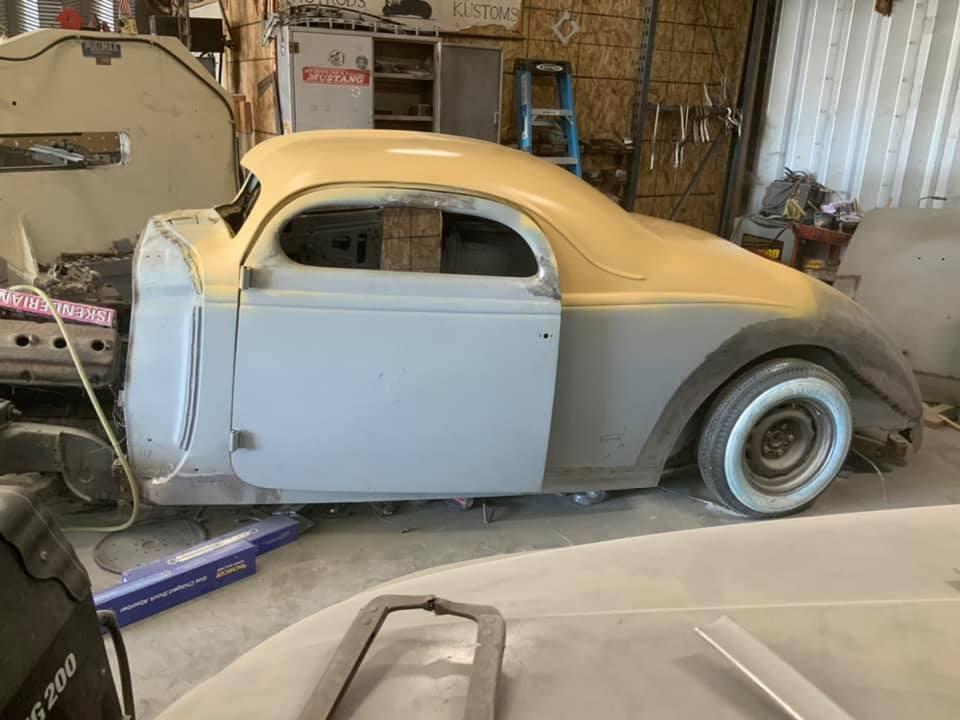 1937 Nash Lafayette - Scott Menges 13990510