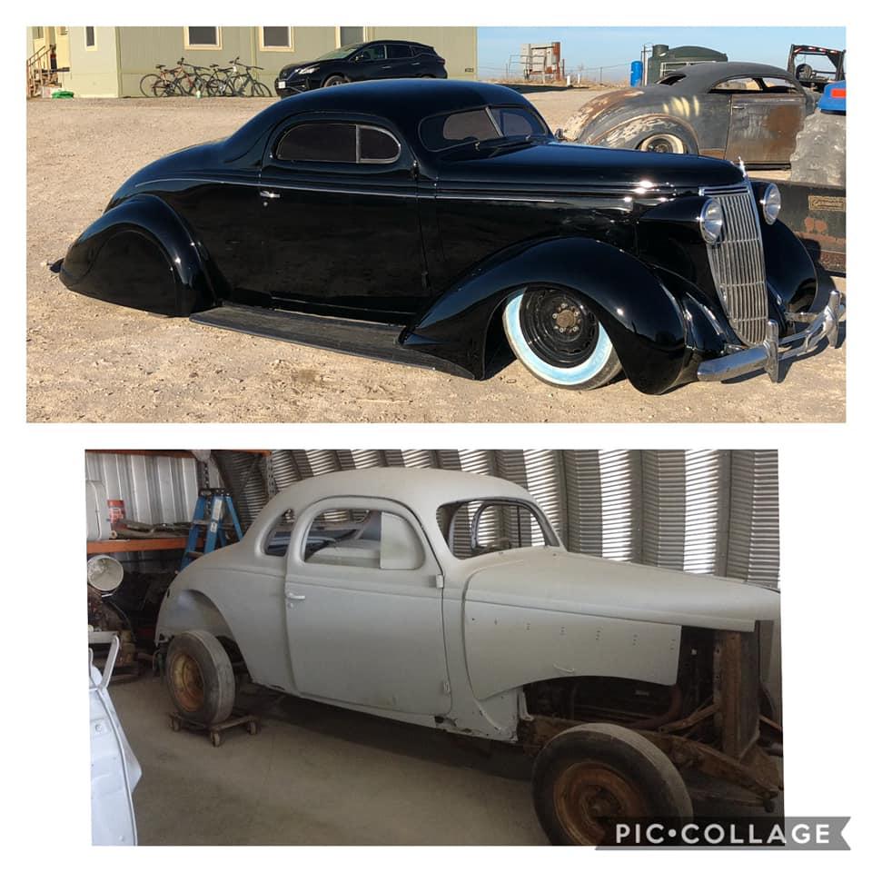 1937 Nash Lafayette - Scott Menges 13993510