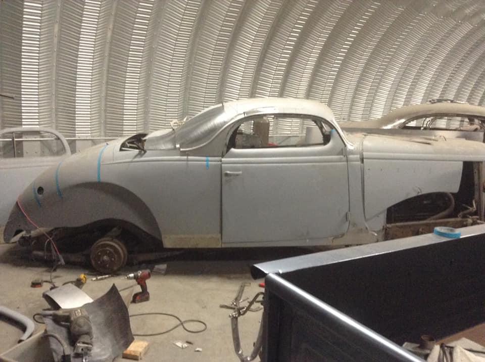 1937 Nash Lafayette - Scott Menges 13994310