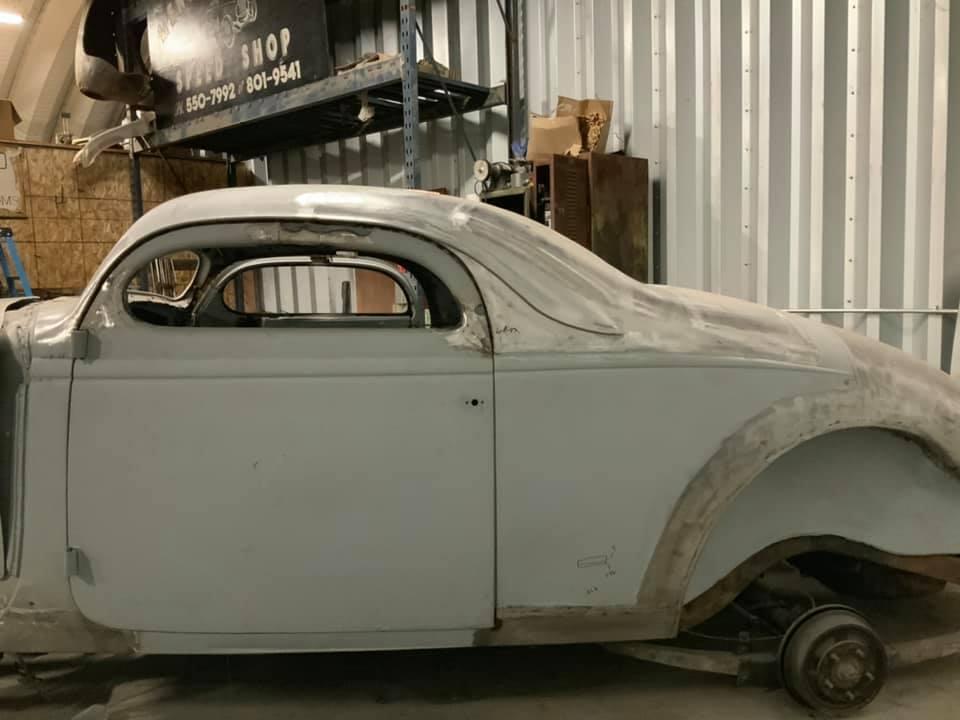 1937 Nash Lafayette - Scott Menges 14003910