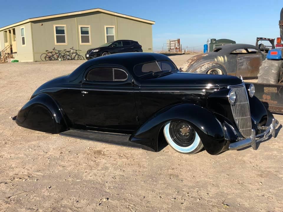 1937 Nash Lafayette - Scott Menges 14004710