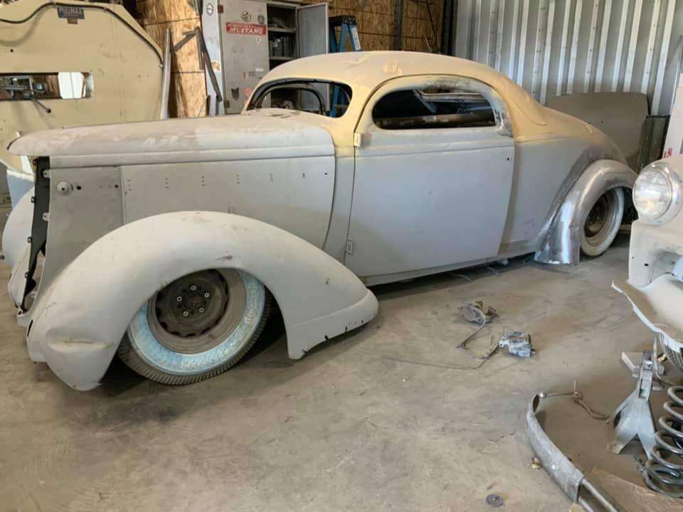 1937 Nash Lafayette - Scott Menges 14004711