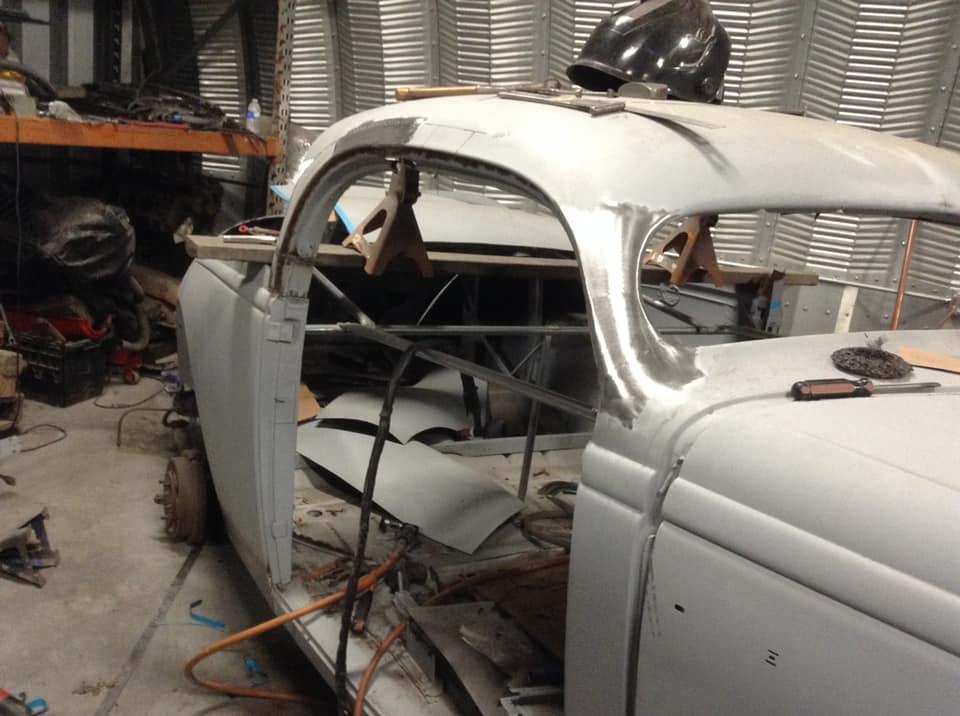 1937 Nash Lafayette - Scott Menges 14008510