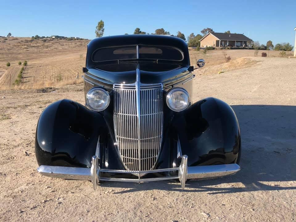 1937 Nash Lafayette - Scott Menges 14009110