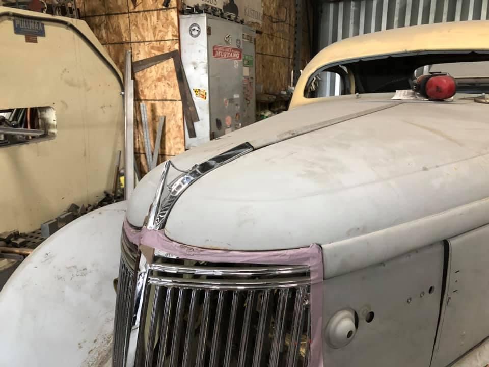 1937 Nash Lafayette - Scott Menges 14023110