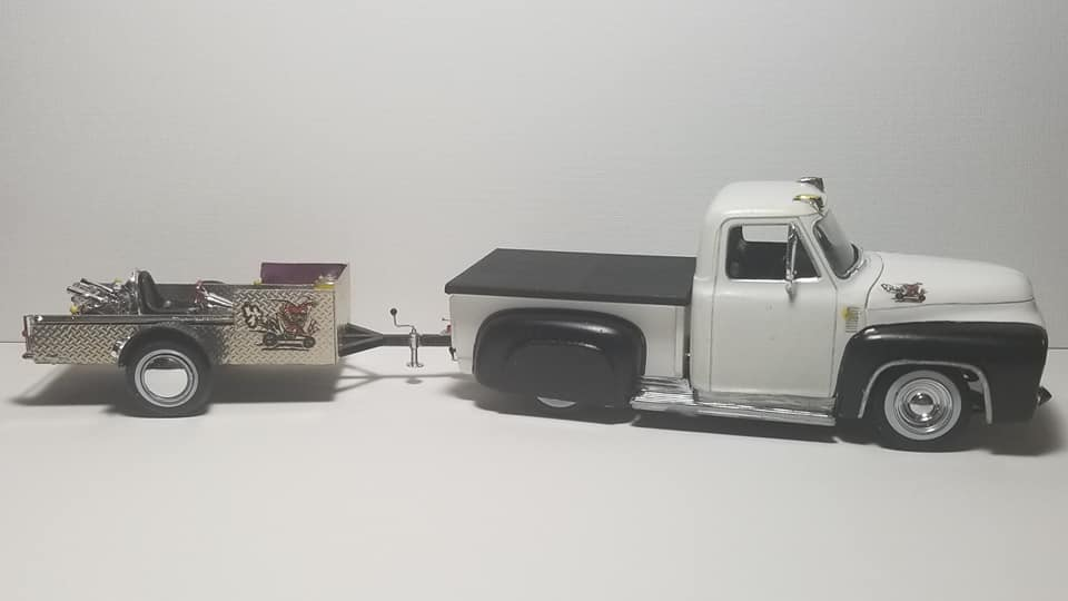 1953 Ford f100 - Customizing Kit trophie series 14359311