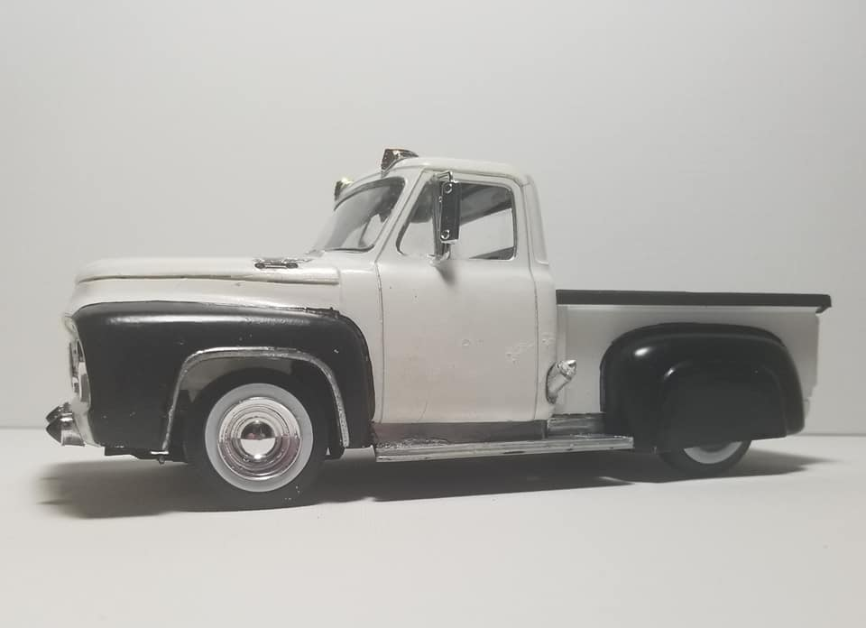 1953 Ford f100 - Customizing Kit trophie series 14359312