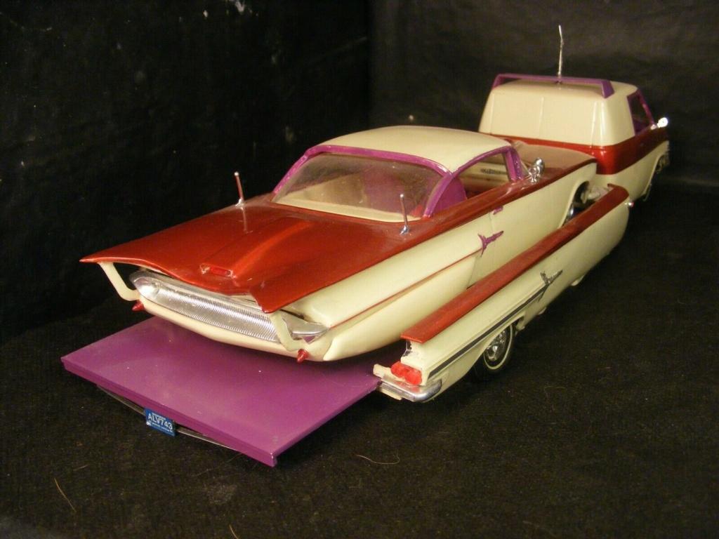 Vintage built automobile model kit survivor - Hot rod et Custom car maquettes montées anciennes - Page 13 144