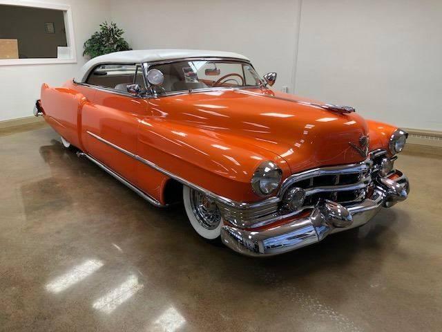 Cadillac 1948 - 1953 custom & mild custom - Page 4 14455510