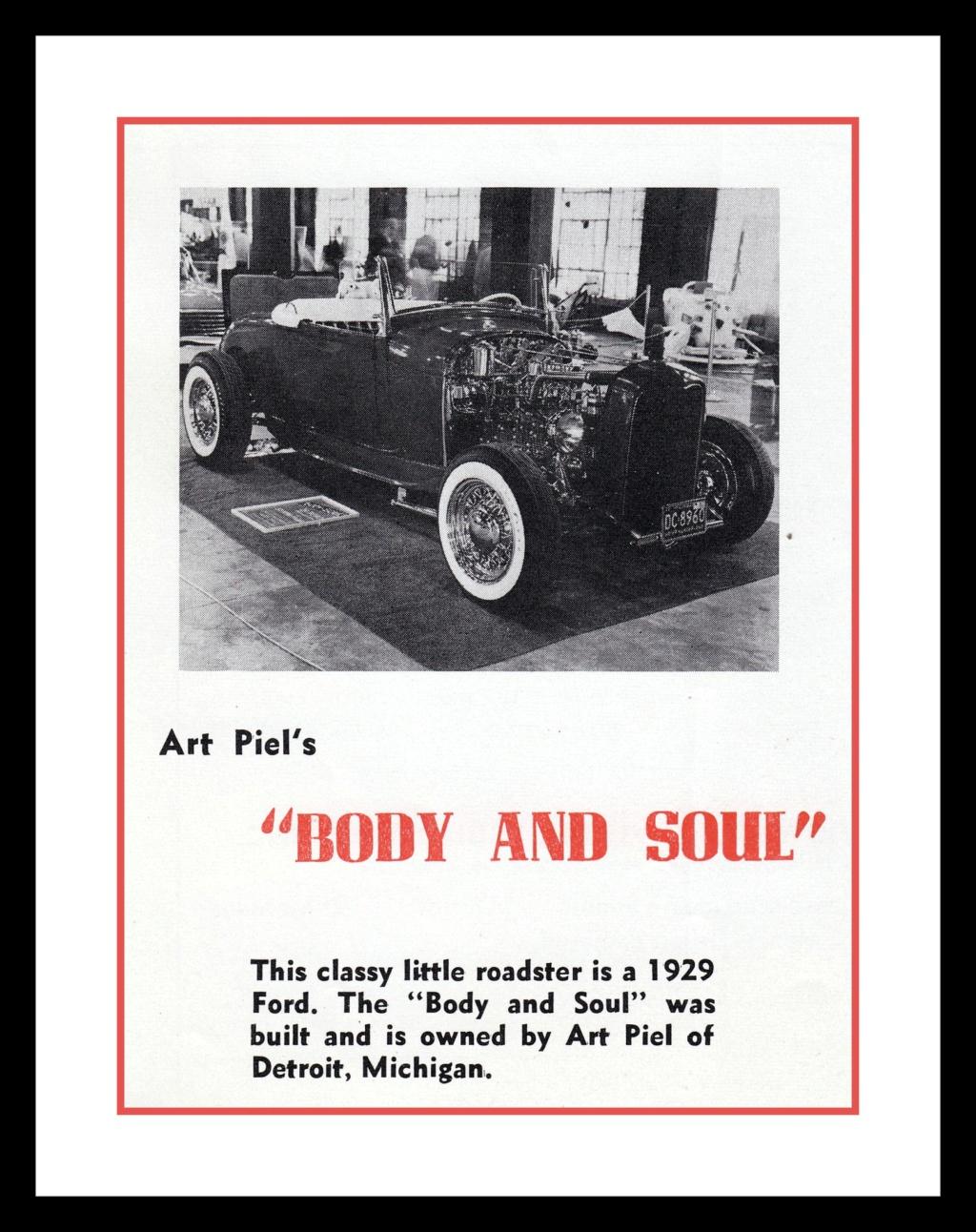 International Championship Auto Show Program, 1962 14985810