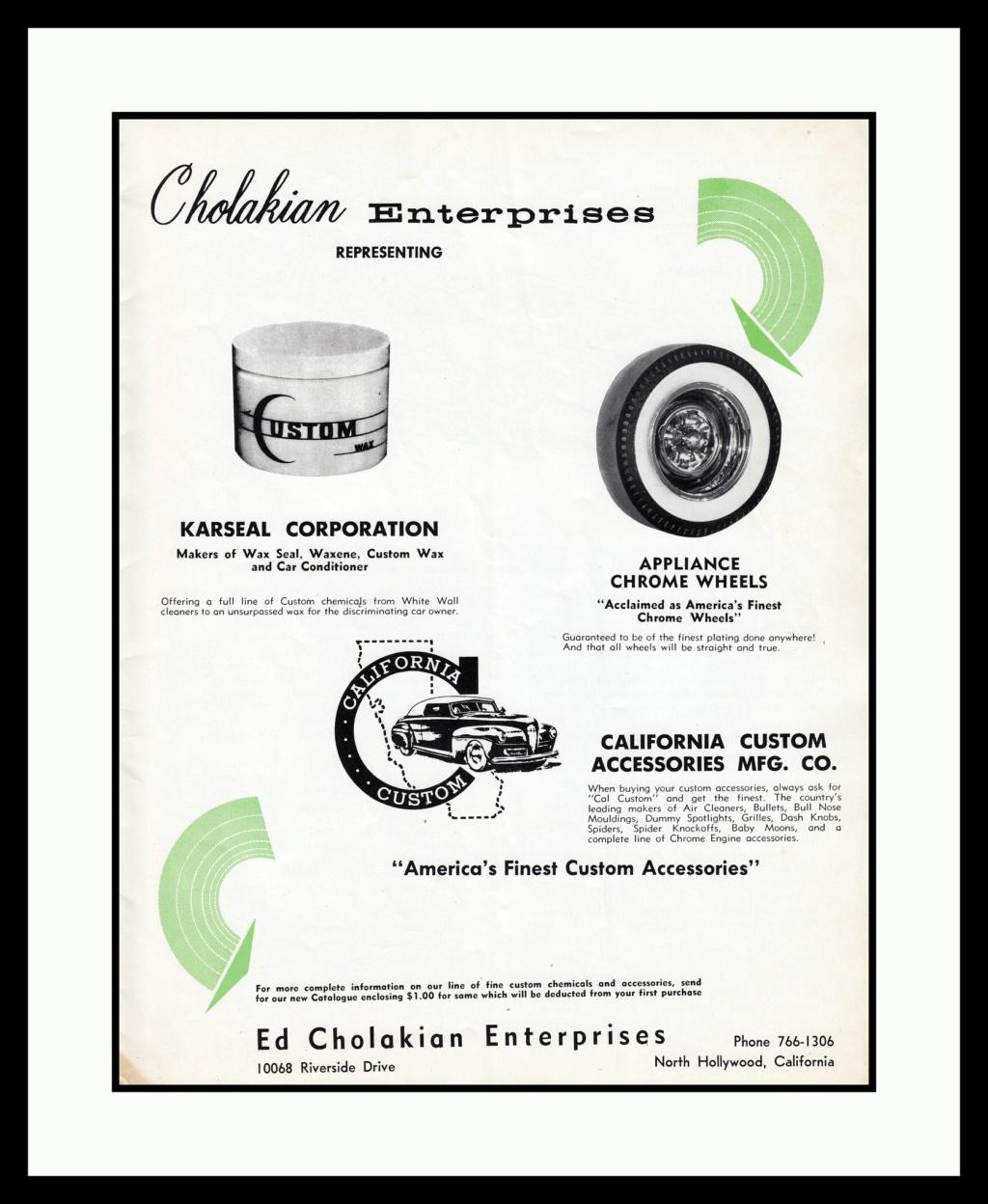 International Championship Auto Show Program, 1962 15042611