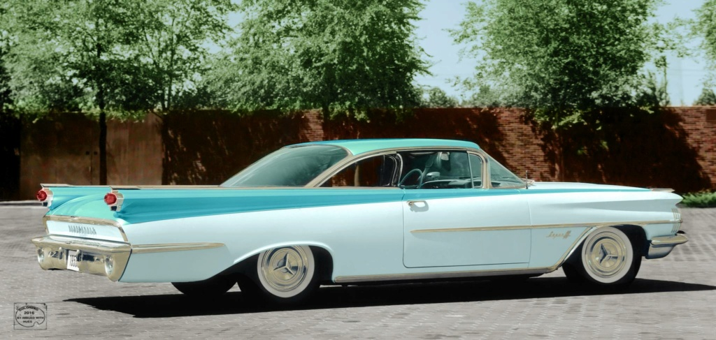 B & W Classic cars and vintage pics colorized by Imbued with hues 15156810