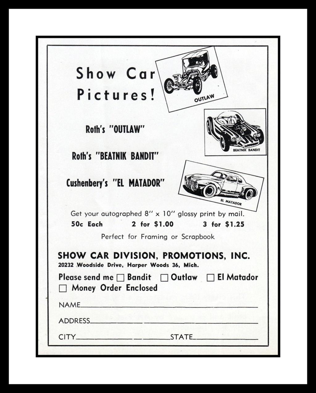 International Championship Auto Show Program, 1962 15169410