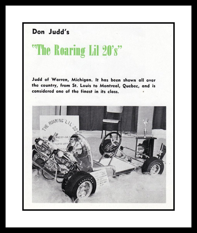 International Championship Auto Show Program, 1962 15169511