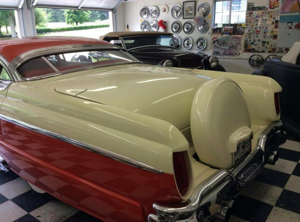 Mercury 1955 - 1956 Custom & mild custom - Page 3 15170010