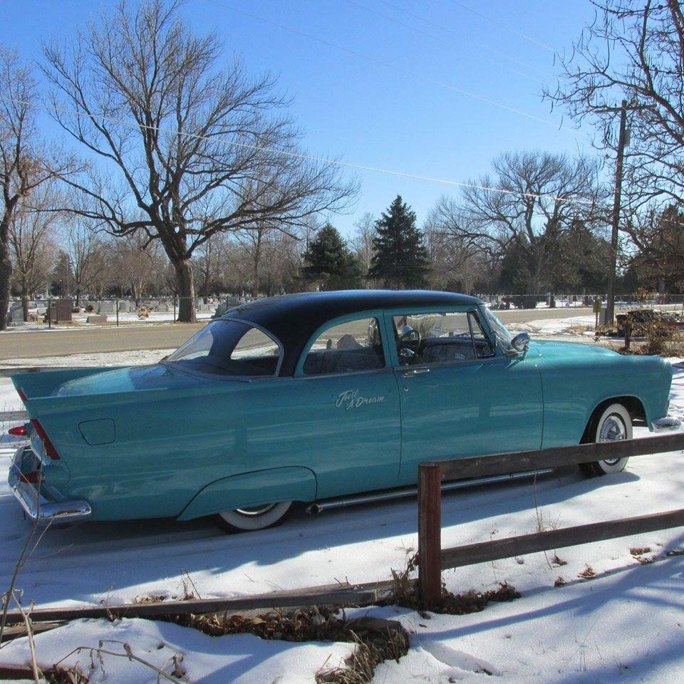 1956 Plymouth mild custom - Just a dream - Jim Miller  15591410