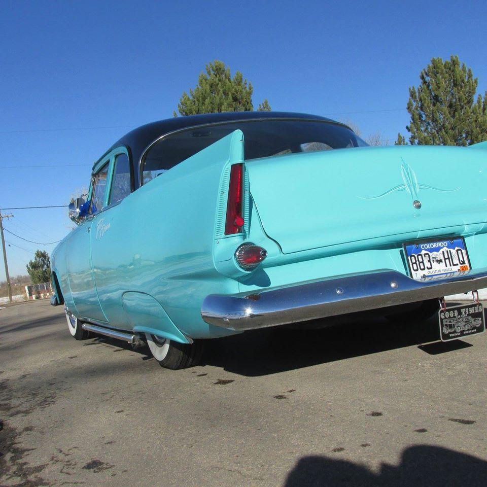 1956 Plymouth mild custom - Just a dream - Jim Miller  15591411