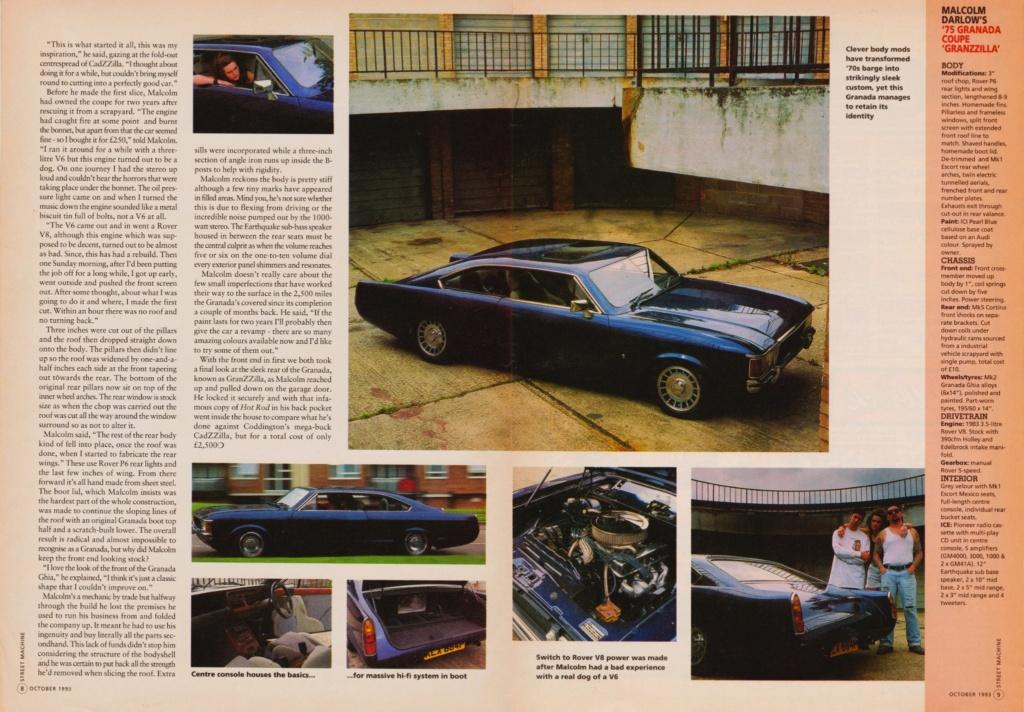 Ford Taunus, Granada, Cortina... Custom 15612710