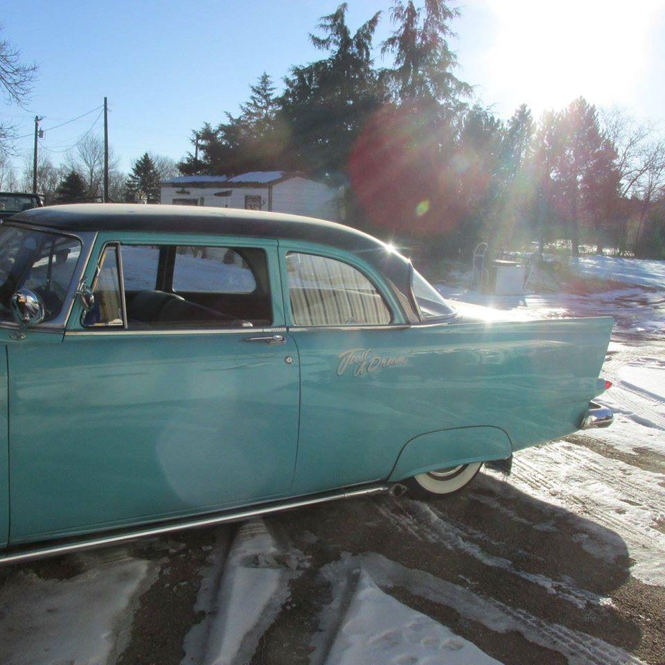 1956 Plymouth mild custom - Just a dream - Jim Miller  15625710