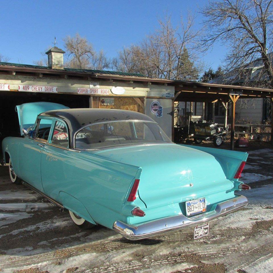 1956 Plymouth mild custom - Just a dream - Jim Miller  15625711