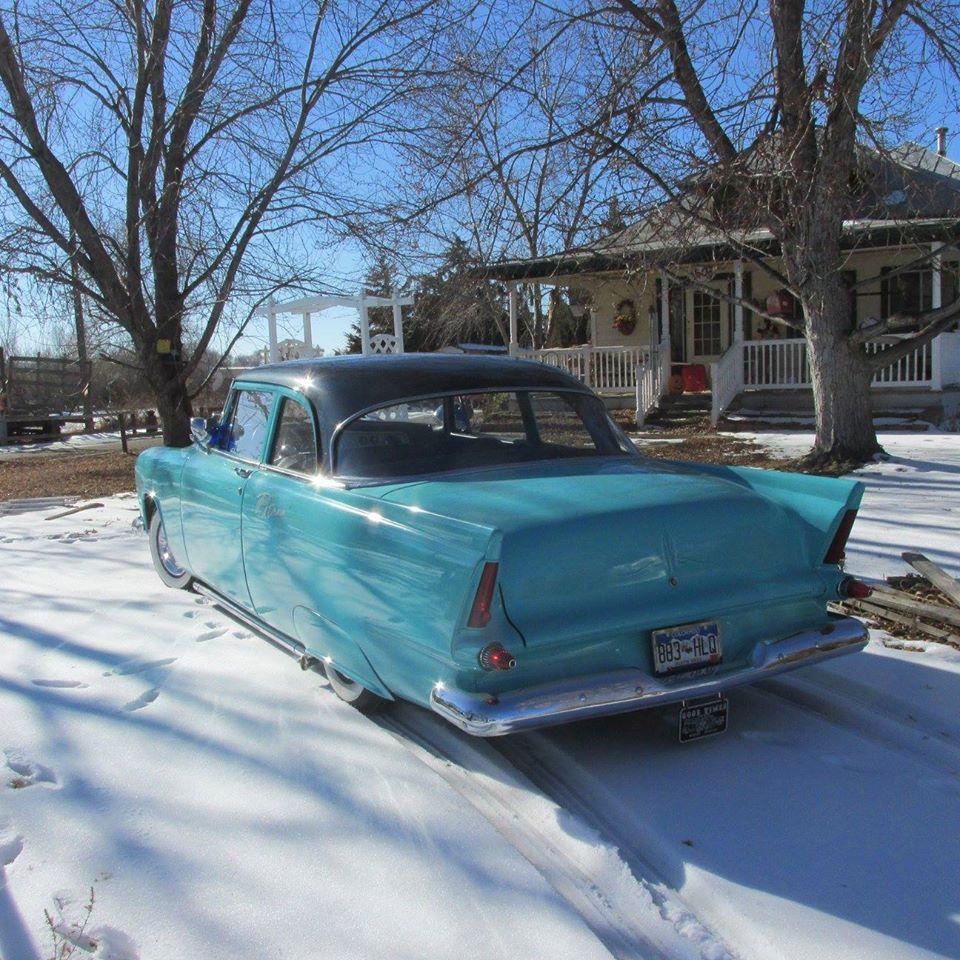 1956 Plymouth mild custom - Just a dream - Jim Miller  15626510