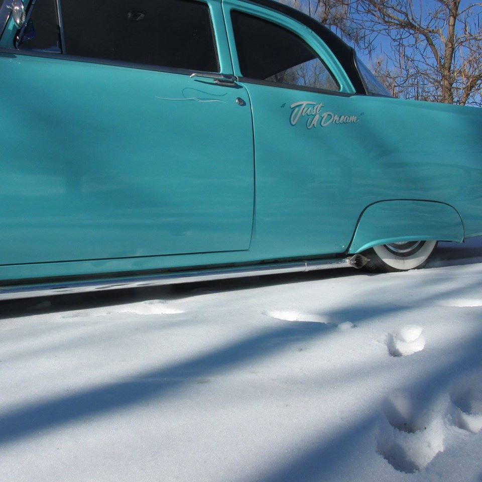 1956 Plymouth mild custom - Just a dream - Jim Miller  15626511
