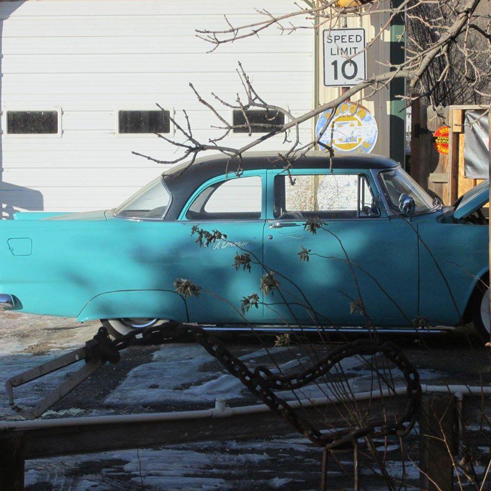 1956 Plymouth mild custom - Just a dream - Jim Miller  15724510