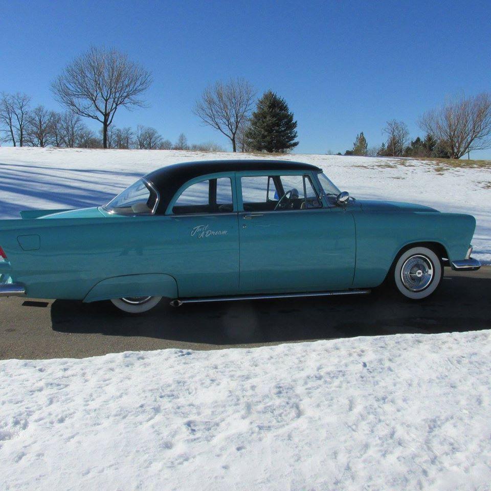 1956 Plymouth mild custom - Just a dream - Jim Miller  15724511