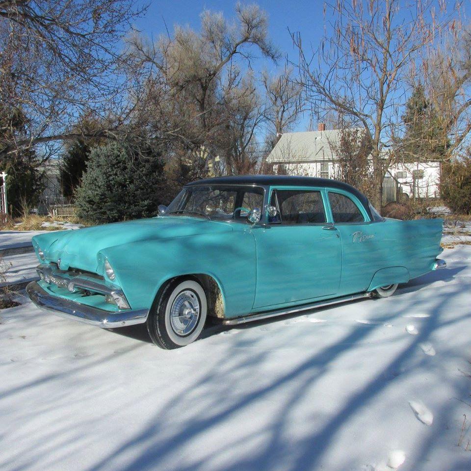 1956 Plymouth mild custom - Just a dream - Jim Miller  15731810