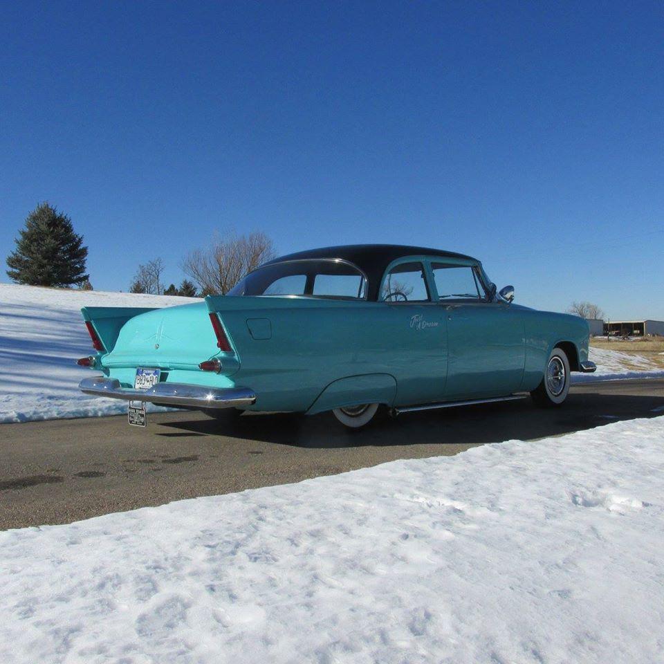 1956 Plymouth mild custom - Just a dream - Jim Miller  15731811