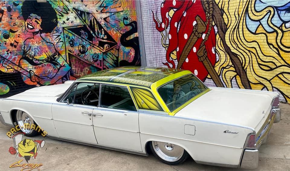 1965 Lincoln Continental - pac man's garage 15942210