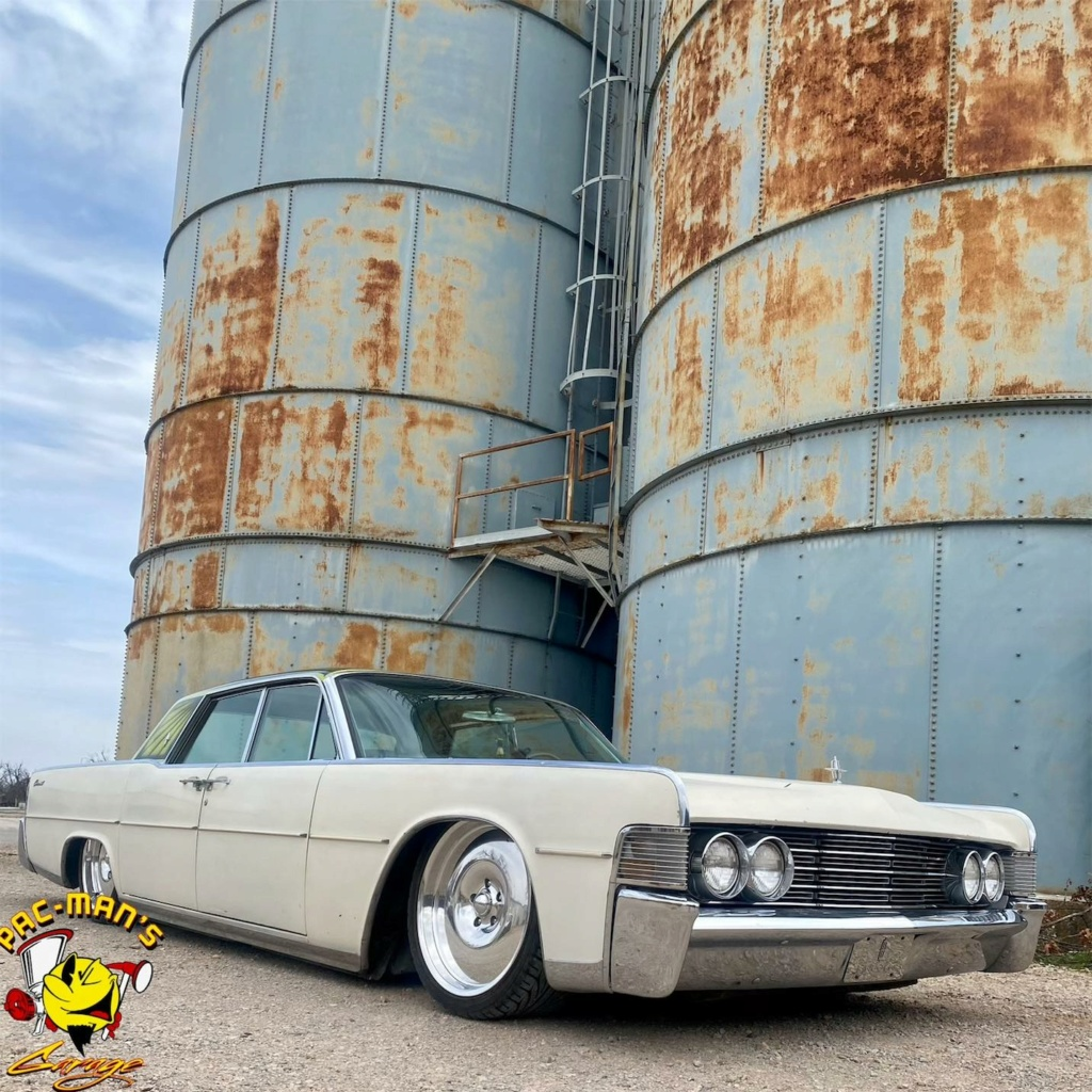 1965 Lincoln Continental - pac man's garage 15969810