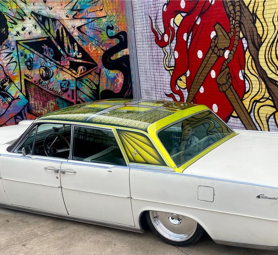 1965 Lincoln Continental - pac man's garage 15971310