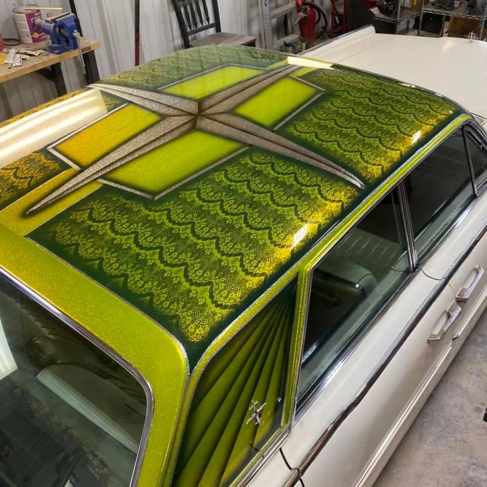 1965 Lincoln Continental - pac man's garage 15977710